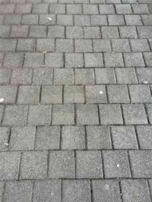Pavés béton gris 10x10 ép. 8 cm